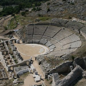 Archeological Site of Philippi 2 _ Greece Authentic