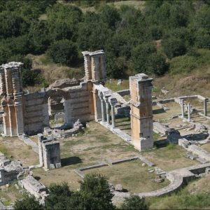 Archeological Site of Philippi 4 _ Greece Authentic
