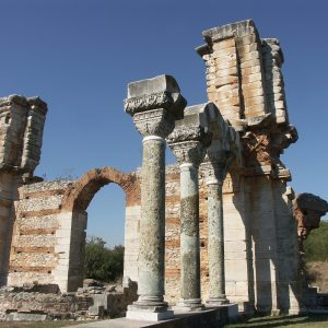 Archeological Site of Philippi _ Greece Authentic _ Basilique_B_à_Philippes